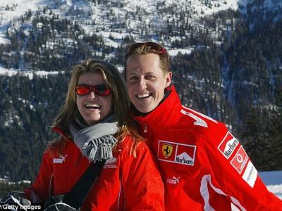 Михаэль Шумахер получил свой поворот на Гран-при Бахрейна
