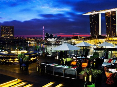 Десятка самых дорогих городов: Сингапур