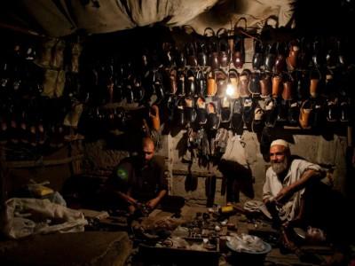 Сандалии в Пакистане