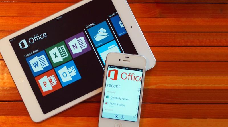 Office для iPad: реальность или миф?