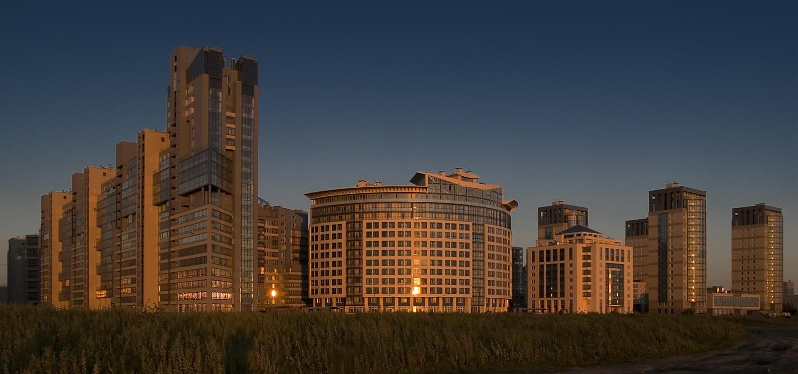 Продажа квартир в новостройках Санкт-Петербурга