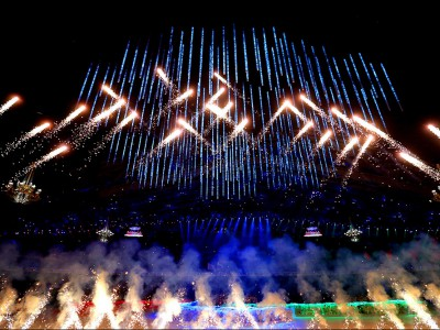 Рекорд Паралимпийских игр в Сочи