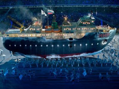 Первый день Паралимпийских игр в Сочи