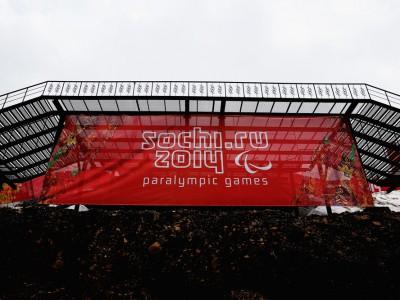 Результаты на Паралимпийских играх в Сочи