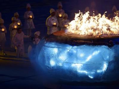 Церемония закрытия Паралимпиады в Сочи