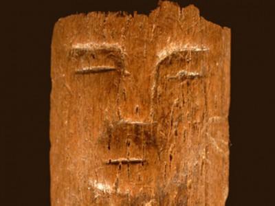 Древний ритуальный жезл