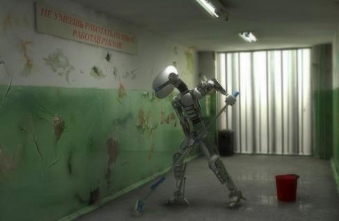 Роботы избавят людей от работы