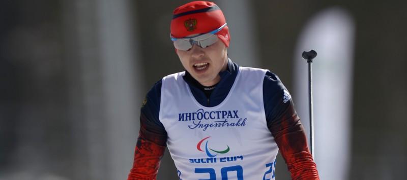 Успех России в третий день Паралимпиады