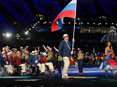 Паралимпийские игры в Сочи