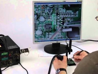 USB микроскоп