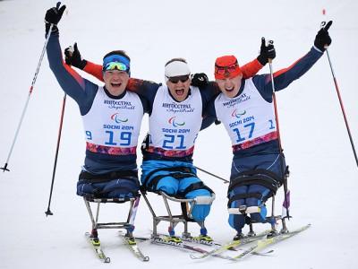 Второй день Паралимпиады: триумф российских спортсменов в лыжной гонке на 15 км.