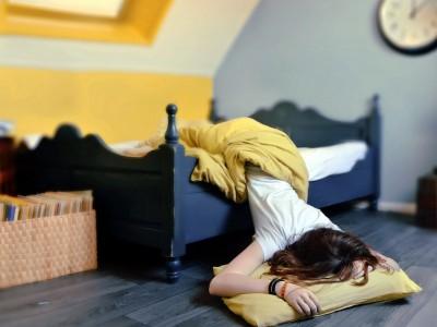 Нехватка сна разрушает мозг