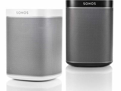 Динамики с Wi-Fi: Sonos Play