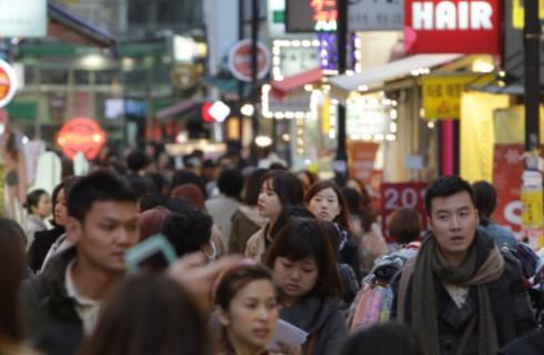 Южная Корея: хакеры атакуют