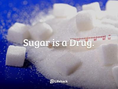 Налог на сахар. Сахар — это наркотик