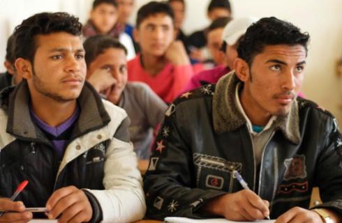 Сирия пытается сохранить «потерянное поколение»