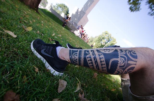 Татуировки для обладателей протезов