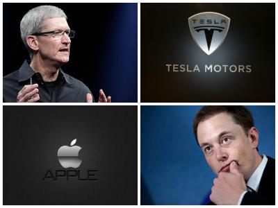 Apple и Tesla