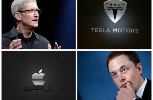 Обзаведется ли iPhone батареей Tesla?