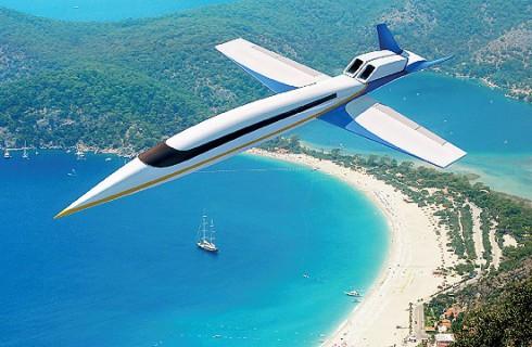 Будущее сверхзвукового полета