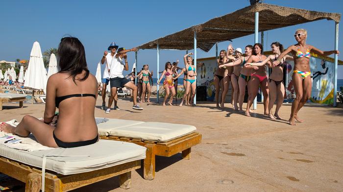 Туристический рынок реагирует на падение рубля