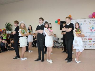 Невесты и женихи будут представлять свою школу в городском финале