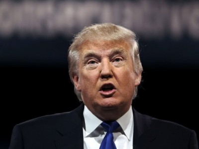 Трамп пострадал от «киберсквоттинга»