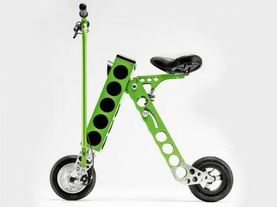 Электровелосипед URB-E