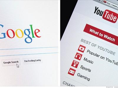 Google и Viacom