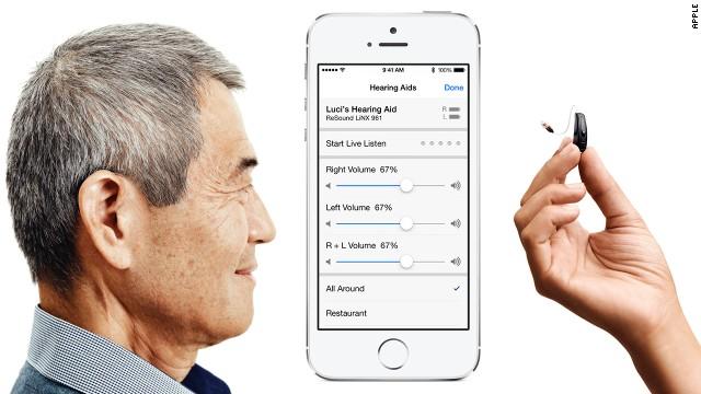 Сможет ли Apple создать отличный слуховой аппарат?