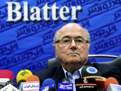 Повторное голосование за место проведения ЧМ. АЗепп Блаттер считает, что Катар получил право проведения Кубка мира 2022 года в результате сговора