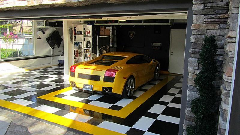 Обустраиваем гараж