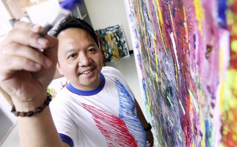 Искусство поможет жертвам тайфуна