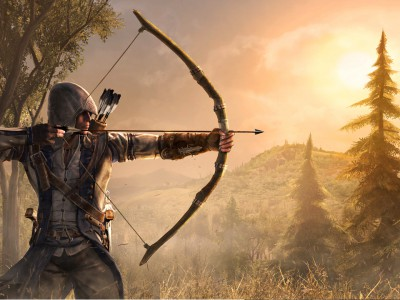 Из игры Assassin's Creed 3