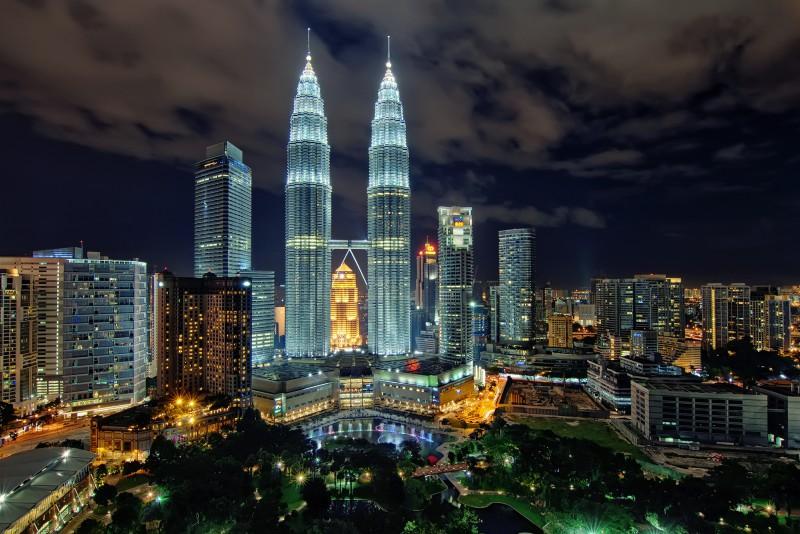 Куала-Лумпур: успеть за один день
