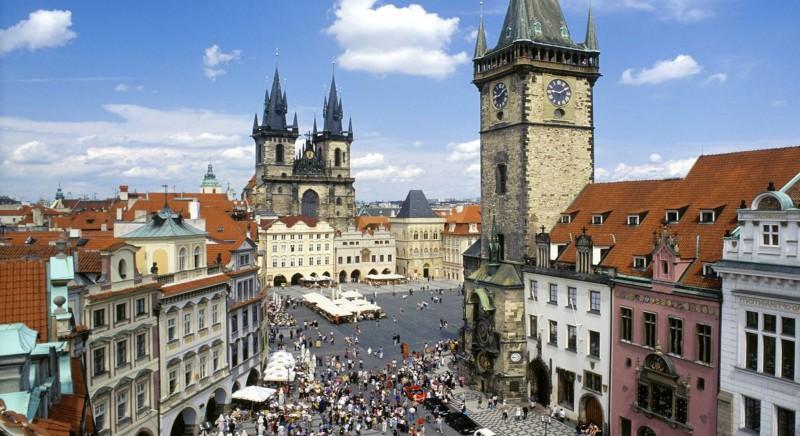 Столица Чехии — самый романтичный город Европы