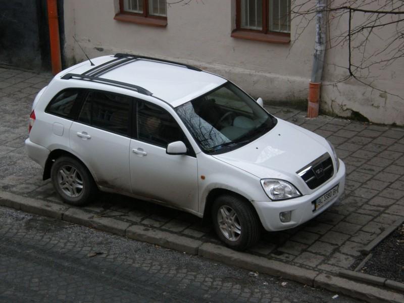 Ожидаемое пополнение китайских кроссоверов на российских дорогах