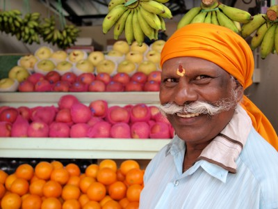 Фрукты Индии