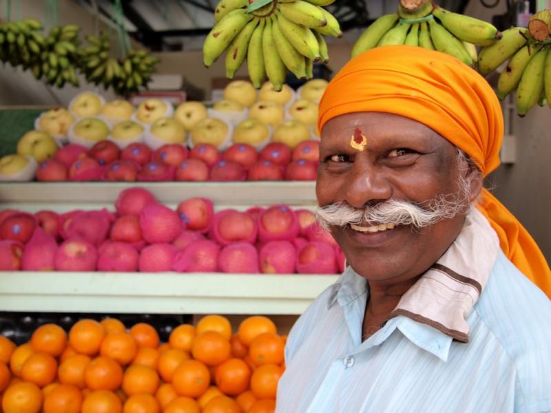 Индия готова завалить мир фруктами