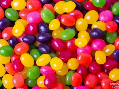 Мармеладные бобы