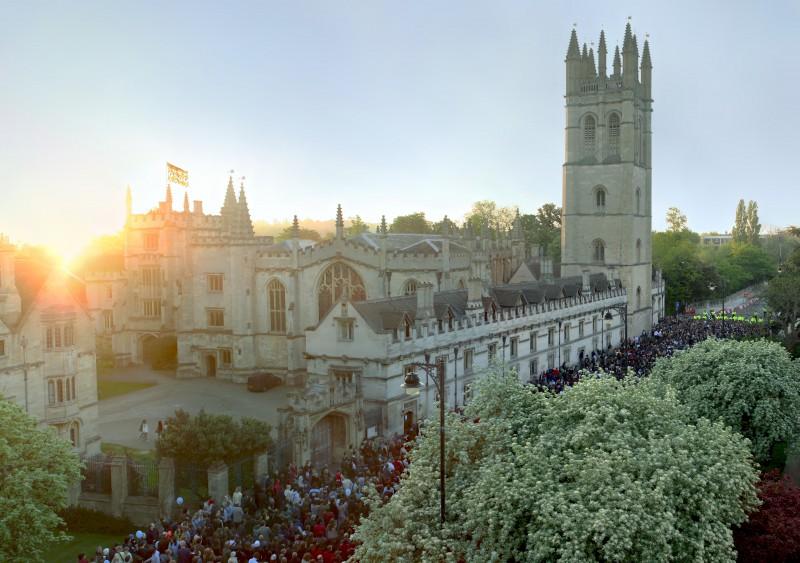 Кому не по зубам Оксфорд?