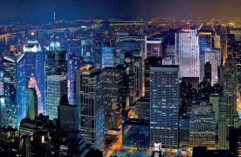 Лучшие фотографии получаются в Нью-Йорке