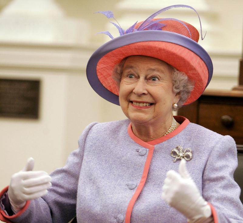 Хорошие поступки королевы