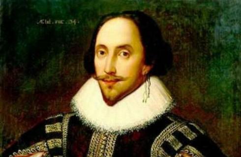 Шекспир отмечает день рождения