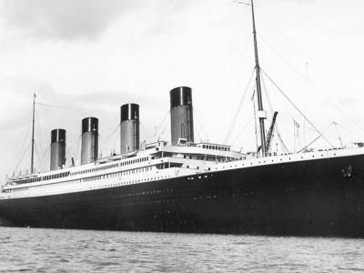 Письмо с «Титаника»  продали на аукционе