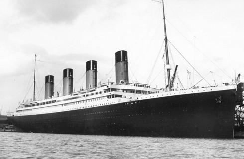 Письмо с «Титаника» вскоре доставят владельцу