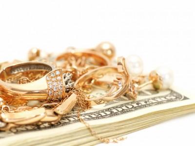 Деньги и драгоценности