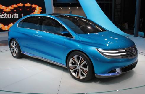 Электромобили захватывают Китай