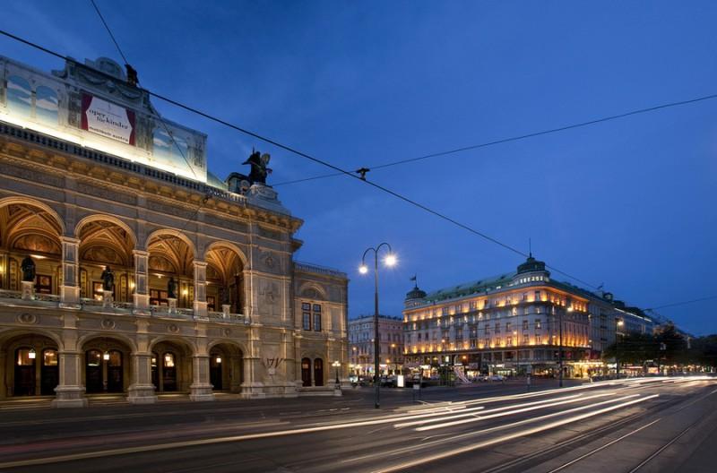 Выбираем отель в Вене