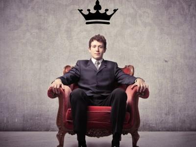 Альфа-самец в бизнесе